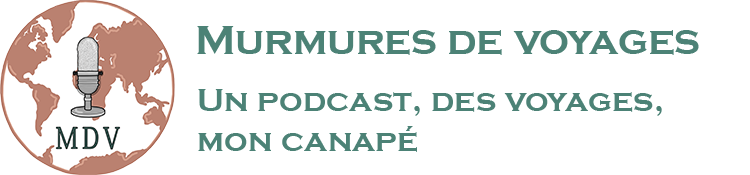 Logo for Murmures de voyages